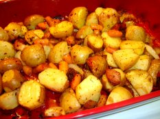 oven roasted potato 2